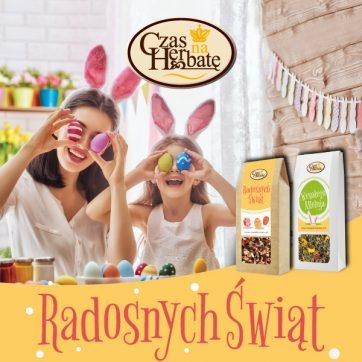 Wielkanocne propozycje od marki Czas na Herbatę