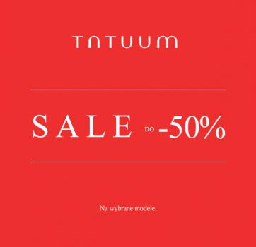 -50% w Tatuum