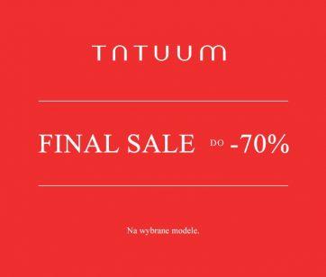 Do -70% w Tatuum