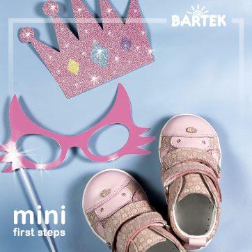 MINI FIRST STEPS w Bartek