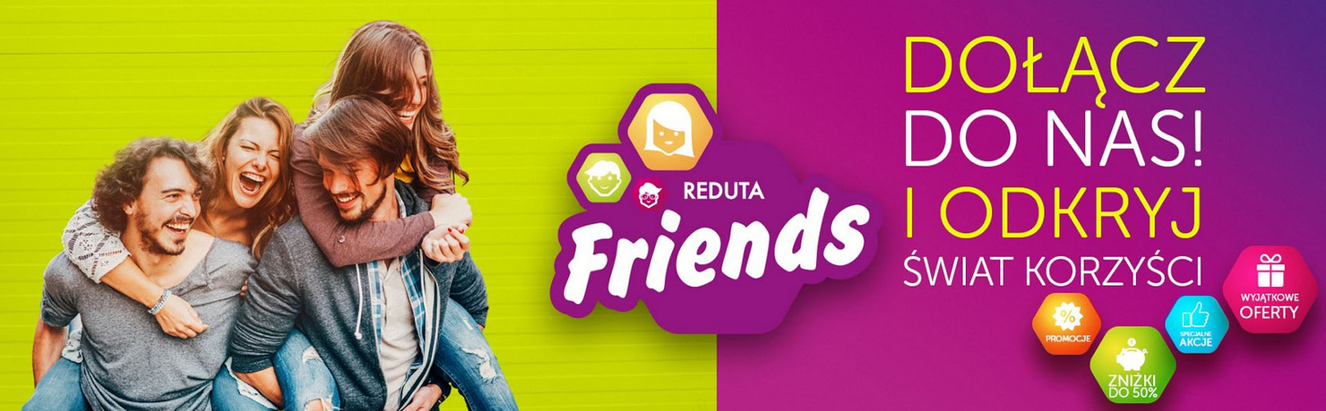Reduta Friends