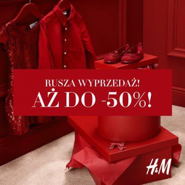 Letnia wyprzedaż do -50% w H&M zaczyna się teraz!