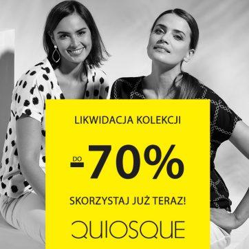 -70% w QUIOSQUE