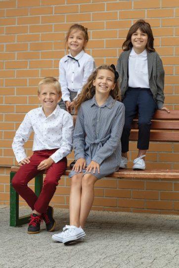 Kolekcja BACK TO SCHOOL w 5.10.15.