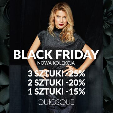 Black Friday w Quiosque