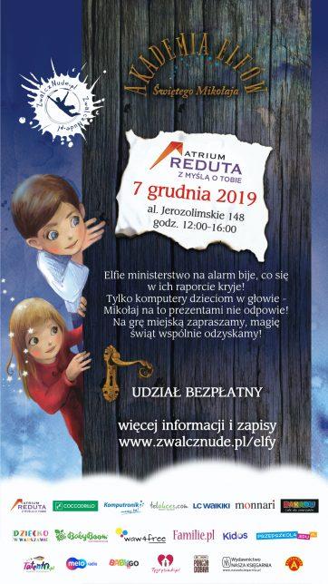 Akademia Elfów Świętego Mikołaja!