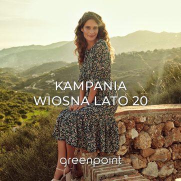 Wiosna/Lato 2020 w GREENPOINT