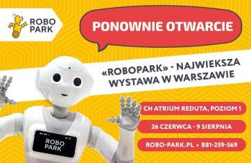Obudź się, roboty przybyły do Warszawy !