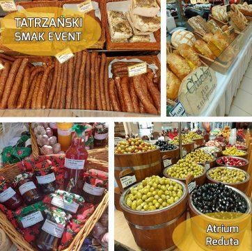 Jarmark w Atrium Reduta – Tatrzański Smak Event!