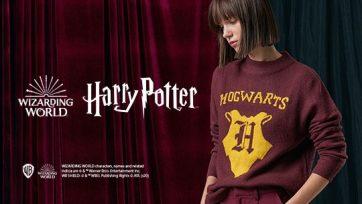 Czarodziejska klasyka w kolekcji Sinsay x Harry Potter