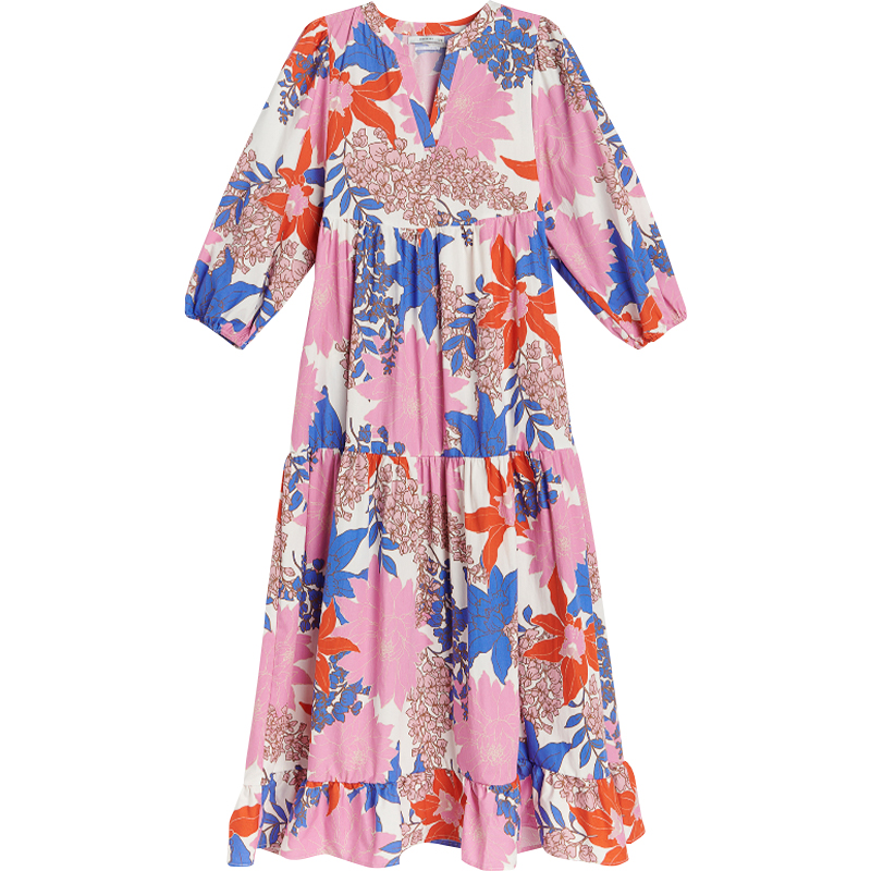 Reserved - sukienka o swobodnym kroju